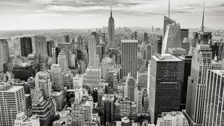 black-white-city